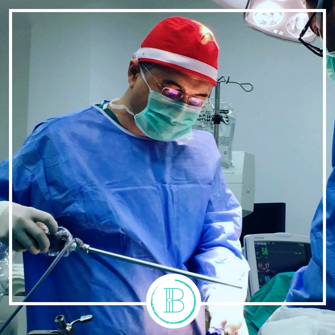Tüp Mide Ameliyatı - Prof. Dr. Burak Kavlakoğlu