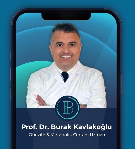 Prof. Dr. Burak Kavlakoğlu